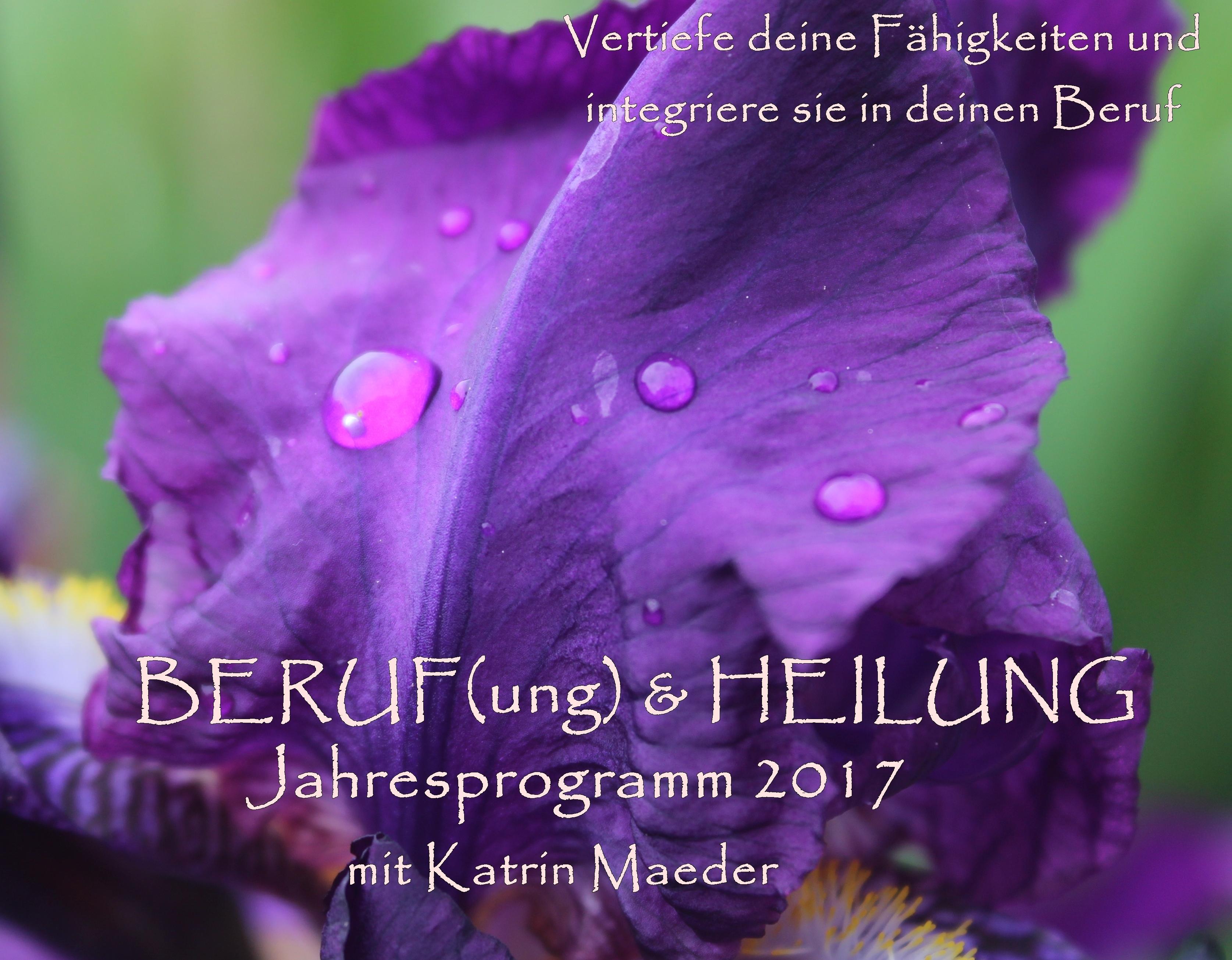 Foto + Text Beruf(ung) & Heilung 2
